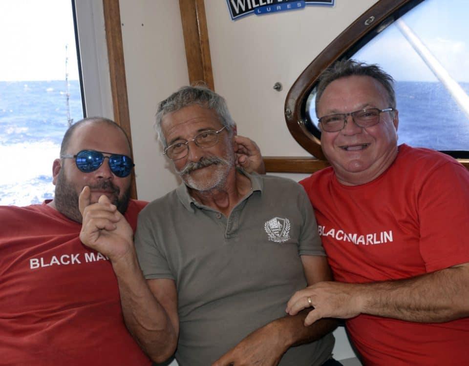 La fine équipe - www.rodfishingclub.com - Rodrigues - Maurice - Océan Indien