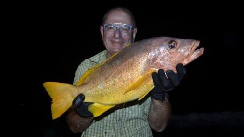 Lutjan en peche au jig - www.rodfishingclub.com - Rodrigues - Maurice - Océan Indien