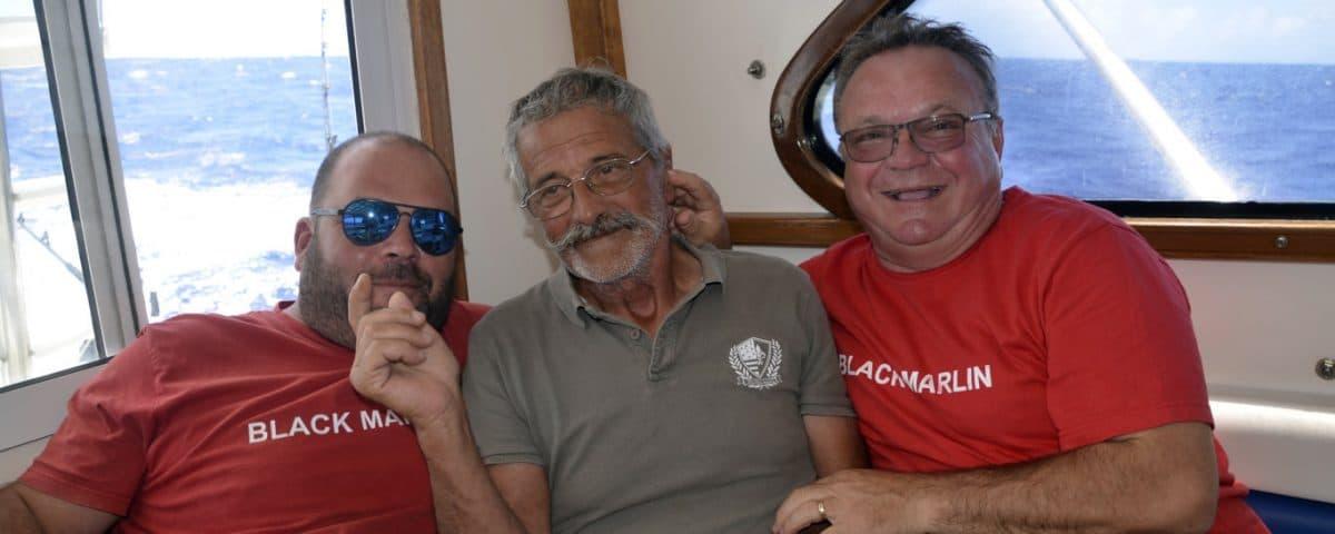 The whole team - www.rodfishingclub.com - Rodrigues - Mauritius - Indian Ocean