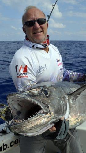 gueule de thon dents de chien en peche au jig - www.rodfishingclub.com - Rodrigues - Maurice - Océan Indien