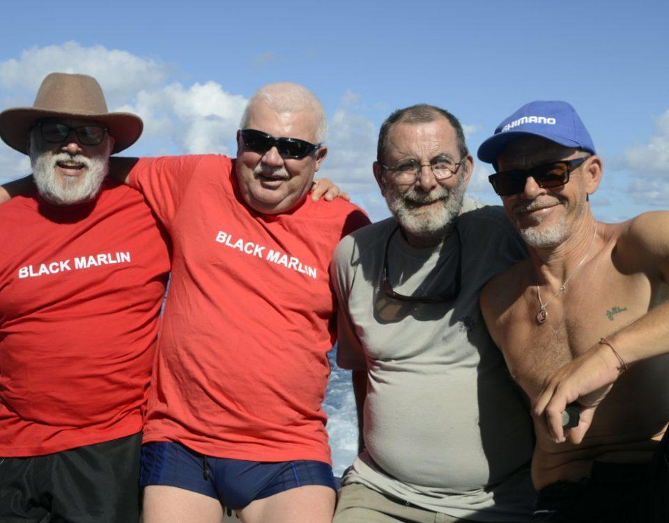 The sharker Team - www.rodfishingclub.com - Rodrigues - Mauritius - Indian Ocean